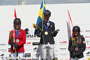 T2 – Tölt  World Champion 2019 Young Riders