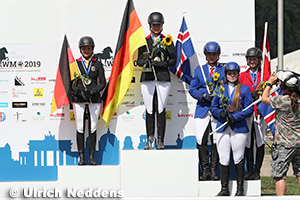 V1 – Four Gait World Champion 2019 Young Riders