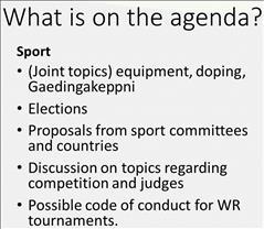Annual Sport Meeting 2019