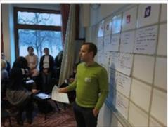 Workshop on voluntary work