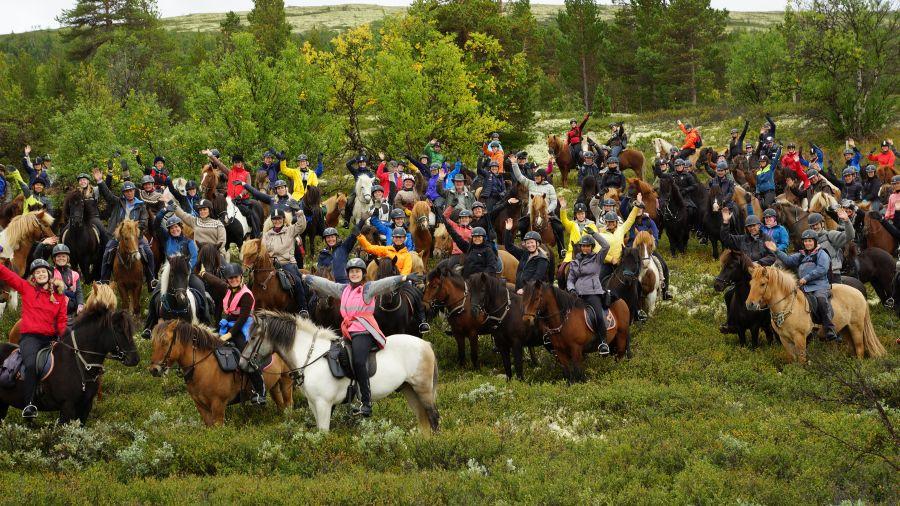 Leisure Riding Camp 2020