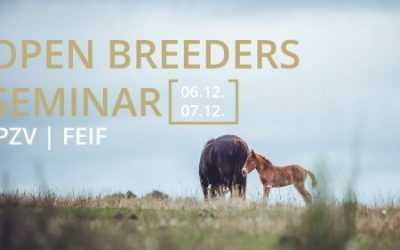 Open Breeders Seminar