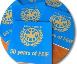 FEIF's 50 Anniversary Booklet & Leaflets