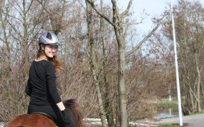 Lisa Kroon – young committee member sport